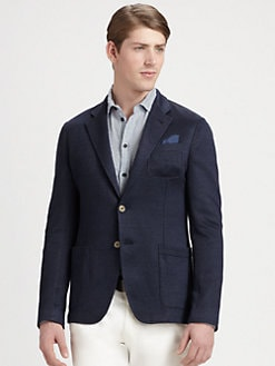 Armani Collezioni - Two-Button Jacket