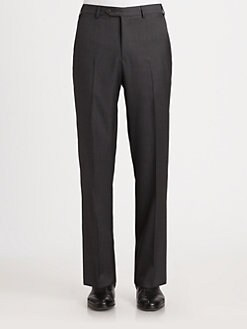 Armani Collezioni - Classic Twill Trousers