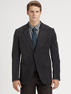 Armani Collezioni - Textured Fashion Jacket