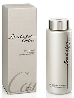 Cartier - Roadster Allover Shower Gel/6.75 oz.