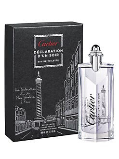 Cartier - Declaration d'un Soir Eau de Toilette Limited Edition Cartier d'Amour/3.3 oz.