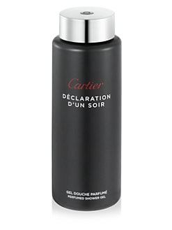 Cartier - Déclaration d'un Soir Shower Gel/6.75 oz.