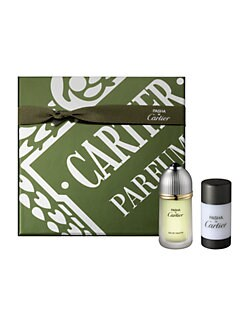 Cartier - Pasha Eau de Toilette Set