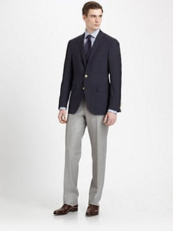 Polo Ralph Lauren - Custom-Fit Wool Blazer