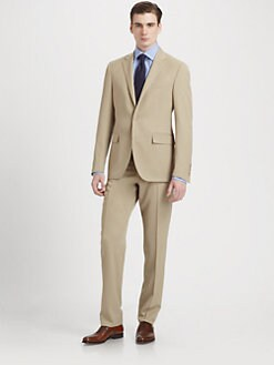 Polo Ralph Lauren - Wool Gabardine Suit