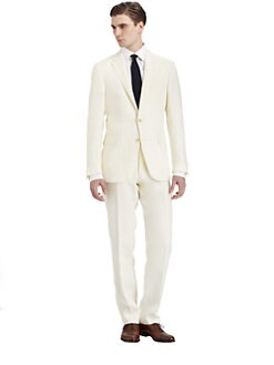 Polo Ralph Lauren - Custom-Fit Linen Suit