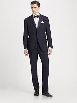 Polo Ralph Lauren - Wool Peaked-Lapel Tuxedo