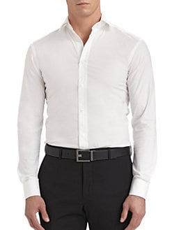 Ralph Lauren Black Label - Poplin Bond Sportshirt