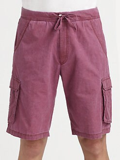 Armani Collezioni - Cotton Trouser Shorts