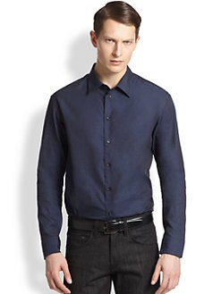 Armani Collezioni - Cotton Shirt