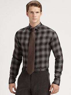 Armani Collezioni - Check Sportshirt