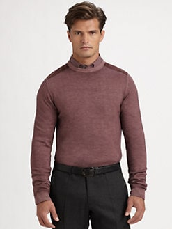 Armani Collezioni - Crewneck Sweater