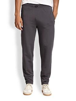 Armani Collezioni - Printed Jersey Pants