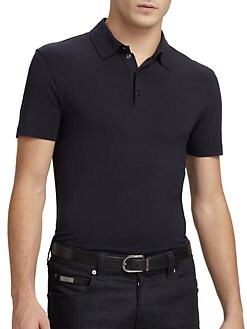 Armani Collezioni - Stretch Polo Shirt