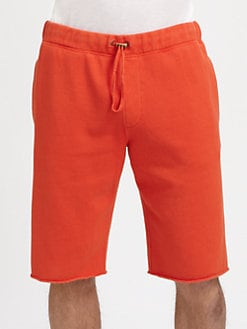 Vince - Fleece Jog Shorts
