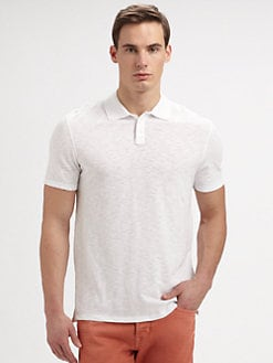 Vince - Slub Cotton Polo