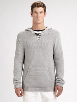 Vince - Heather Cord Sweater