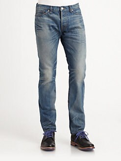 Vince - Selvedge Denim Jeans