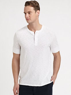 Vince - Slub Cotton Henley