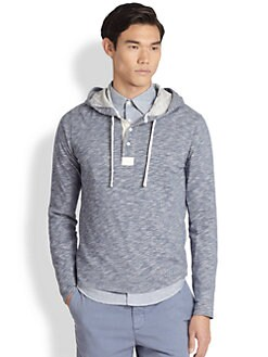 Vince - Hooded Henley