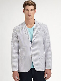 Vince - Duo Striped Blazer