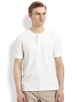 Vince - Cotton Henley
