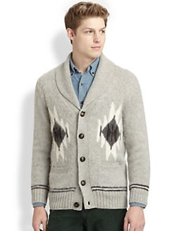 Vince - Brushed Alpaca Sweater