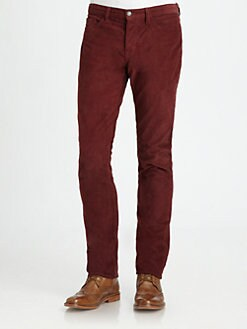 Vince - Five-Pocket Corduroy Pants