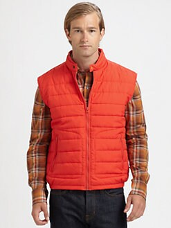 Vince - Nylon Puffer Vest