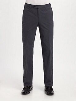 Saks Fifth Avenue Crown Label - Classic Trousers