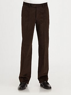 Saks Fifth Avenue Men's Collection - Corduroy Trousers