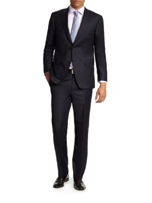 COLLECTION BY SAMUELSOHN Basic Wool Suit