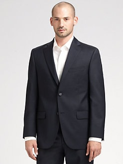 Saks Fifth Avenue Men's Collection - Travel Blazer