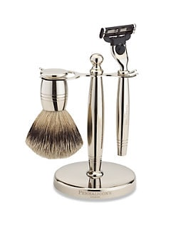 Penhaligon's - Nickel Shaving Set Stand