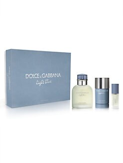 Dolce & Gabbana - DG Light Blue Pour Homme Destination Blue Set