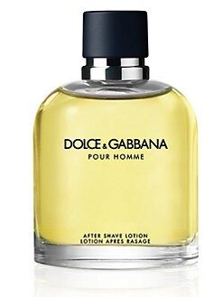 Dolce & Gabbana - DG Pour Homme After Shave Lotion/4.2 oz.