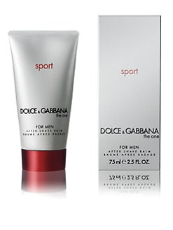 Dolce & Gabbana - The One Sport After-Shave Balm/2.5 oz.