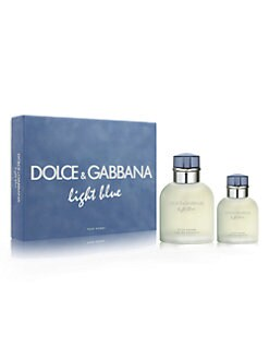 Dolce & Gabbana - Dolce & Gabbana Light Blue Pour Homme Set