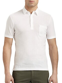 SLOWEAR - Zanone Jersey Polo