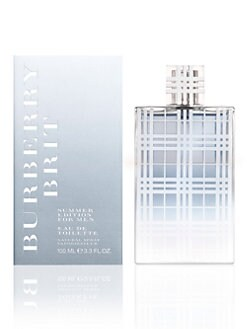 Burberry - Burberry Brit For Men Summer Edition/3.3 oz.