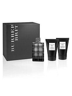 Burberry - Burberry Brit for Men Gift Set