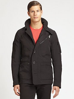 Ralph Lauren Black Label - Flight Escape Jacket