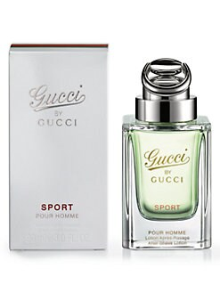 Gucci - Gucci by Gucci Sport Pour Homme After-Shave Lotion/3.0 oz.