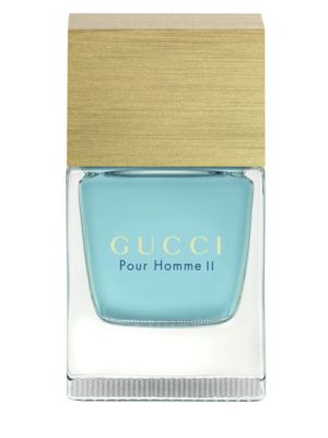 Gucci Pour Homme II Eau de Toilette/ 3.3 oz.