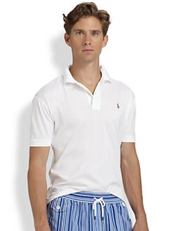 Polo Ralph Lauren - Short-Sleeve Solid Knit Polo