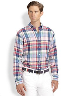 Polo Ralph Lauren - Classic-Fit Sportshirt