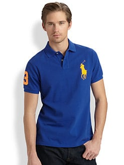 Polo Ralph Lauren - Custom-Fit Big Pony Polo