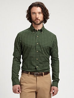 Polo Ralph Lauren - Plaid Cotton Sportshirt