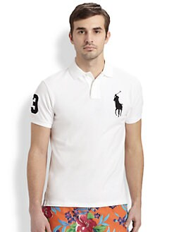 Polo Ralph Lauren - Pique Big Pony Polo
