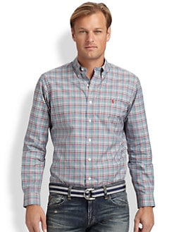 Polo Ralph Lauren - Classic-Fit Cotton Sportshirt